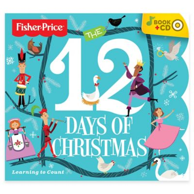 """The 12 Days of Christmas"" Book and CD"