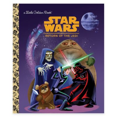 """Star Wars: Return of the Jedi"" Little Golden Book by Geof Smith"
