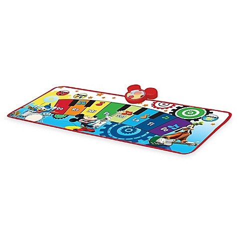 Disney 174 Mickey Mouse Electronic Music Mat Bed Bath Amp Beyond
