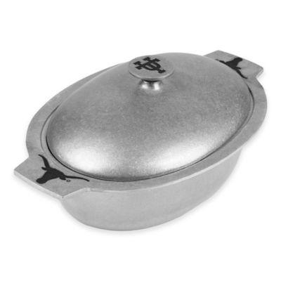 Wilton Armetale® University of Texas Chili Pot