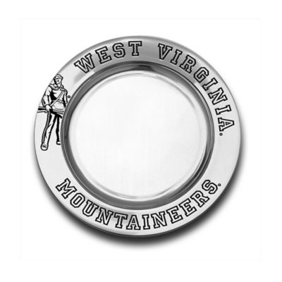 Wilton Armetale® West Virginia University Small Round Tray
