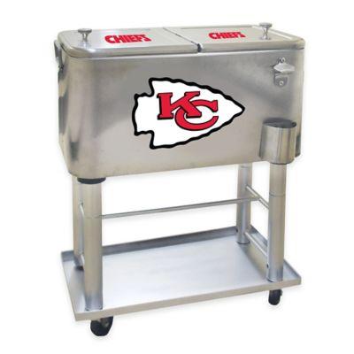 NFL Kansas City Cheifs 60 qt. Cooler
