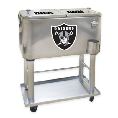 NFL Oakland Raiders 60 qt. Cooler