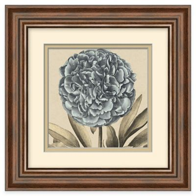 Transitional Bloom 2 Framed Wall Art