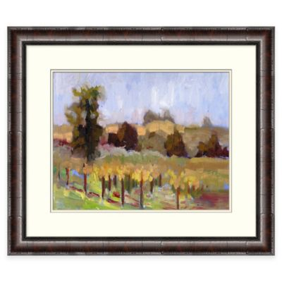 Napa Valley Framed Wall Art