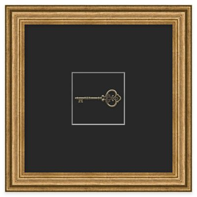 Skeleton Key 2 Framed Wall Art