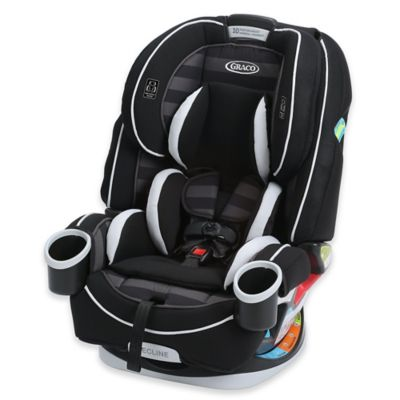 Graco 4ever all in 1 convertible car seat in studio for Silla 4ever graco