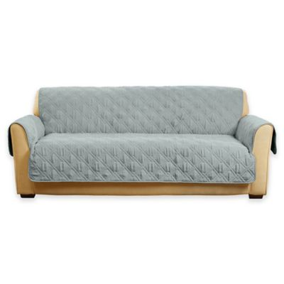 Buy Sure Fit 174 Deluxe Pet Sofa Cover From Bed Bath Amp Beyond