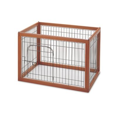 Pet Pen 90-60 in Brown