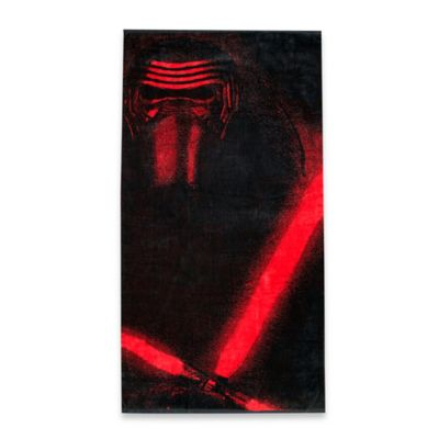 Star Wars™ The Force Awakens Kylo Ren Beach Towel