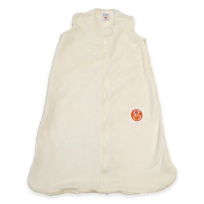 Gunamuna Gunapod Extra-Large Wearable Fleece Blanket in Cream