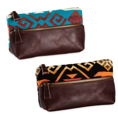 Pendleton® Zip Case in Coyote Butte Scarlet