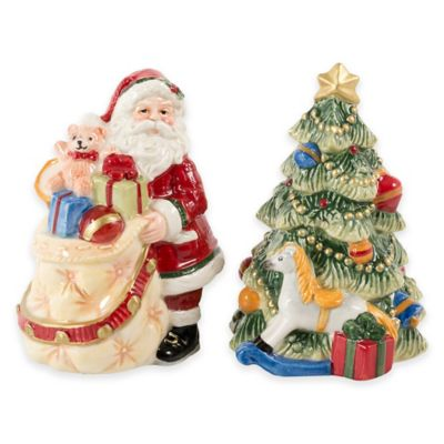 Fitz and Floyd® Night Before Christmas Salt and Pepper Set