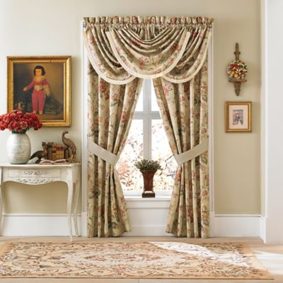 Croscill Waterfall Valance