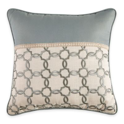 Croscill® Gazebo Fashion Throw Pillow