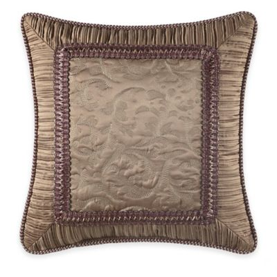 Croscill® Everly Reversible Fashion Throw Pillow