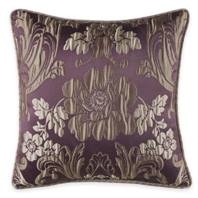 Croscill® Everly Reversible Square Throw Pillow