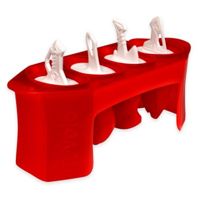 Red Pop Molds