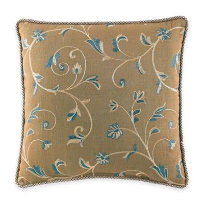 Gold Croscill Pillows
