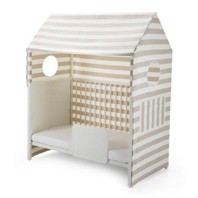 Stokke® Home™ Bed Tent in Beige Stripe