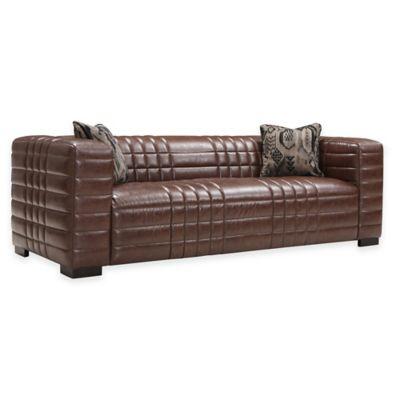 Diesel Sofa in Brown