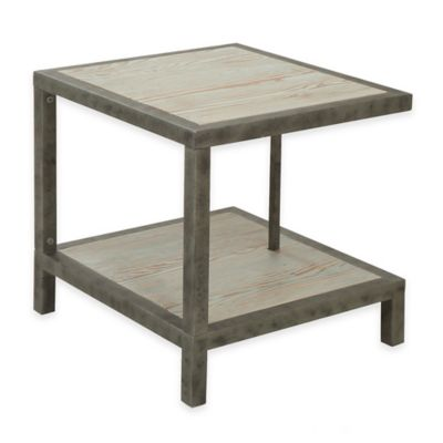 Diesel Accent Table in Natural