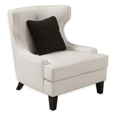 Toronto Tufted Chair in Cream