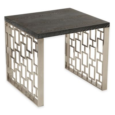 Gray Accent Tables