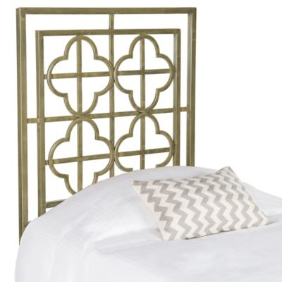 Contemporary Metal Beds