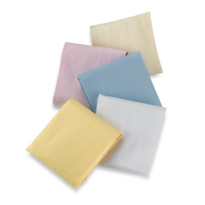 bb Basics 100% Cotton 200 Thread Count Crib Sheet