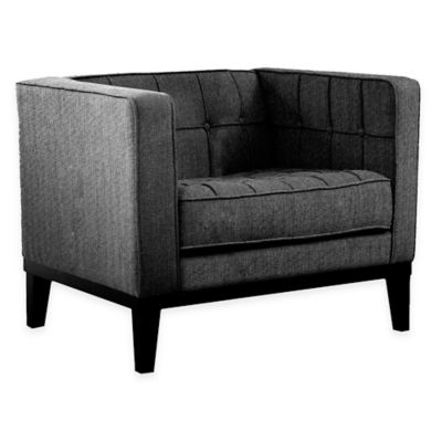 Haywood Modern Chair in Charcoal