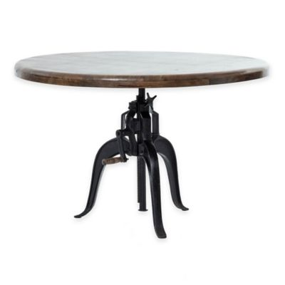 Urban Oasis Essex 48-Inch Adjustable Crank Table