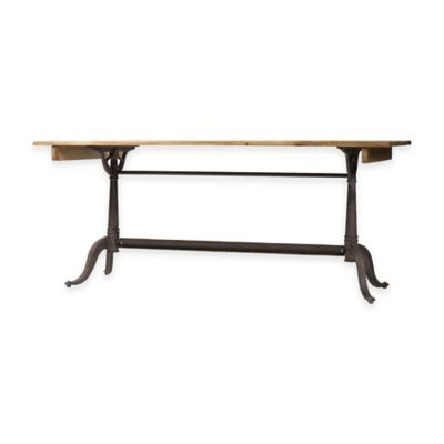 Iron Dining Table
