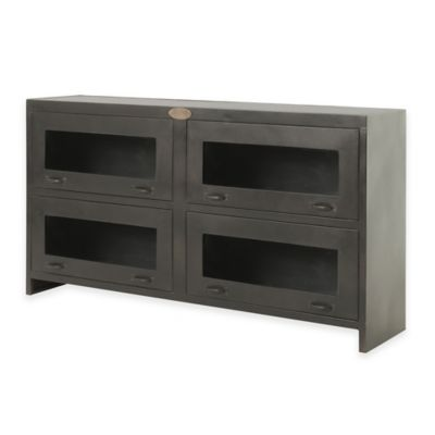 All Wood Media Cabinets