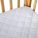 bb Basics Quilted Waterproof Portable Crib Pad