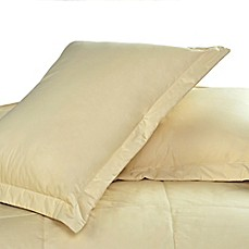 Cotton Dream Colors Tailored Pillow Sham