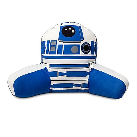 Star Wars R2 D2 Memory Foam Backrest Bed Bath Amp Beyond