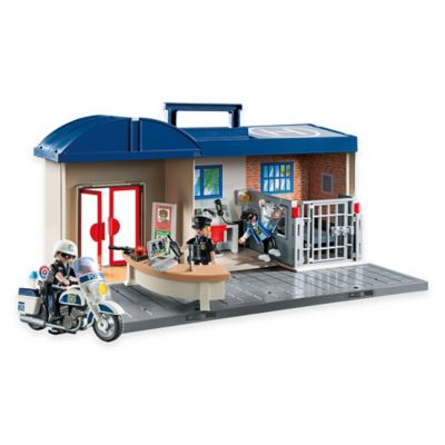 Playmobil® Take Along Police Station