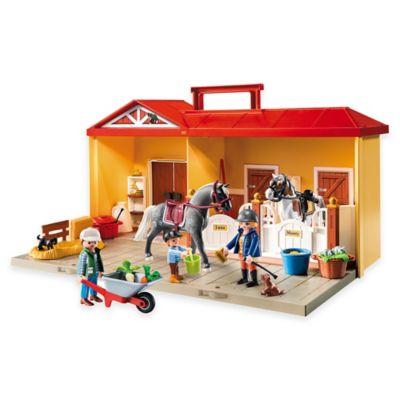 Playmobil® Take Along Horse Farm