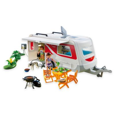 Playmobil® Family Caravan