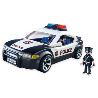 Playmobil Police Cruiser