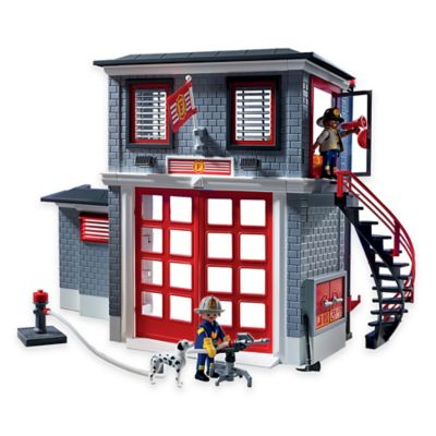 Playmobil® Fire Rescue Station