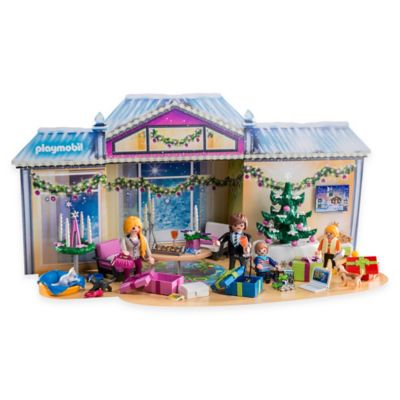 Playmobil® Advent Calendar Christmas Room