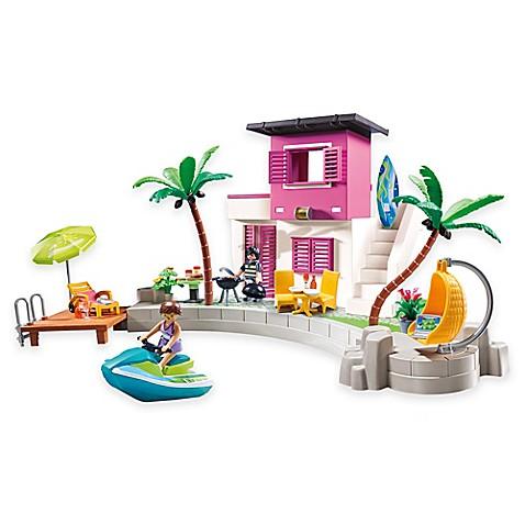 Playmobil 174 luxury beach house bed bath amp beyond