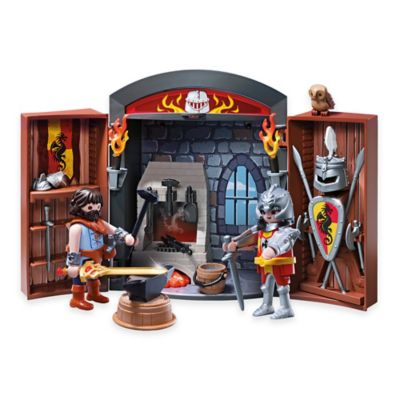Playmobil® Knights Armory Play Box