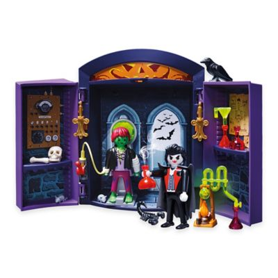 Playmobil® Haunted House Play Box