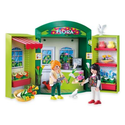 Playmobil® Flower Shop Play Box