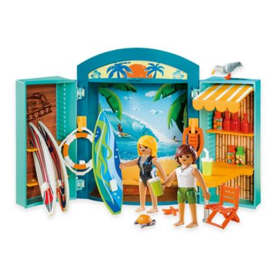 Playmobil® Surf Shop Play Box