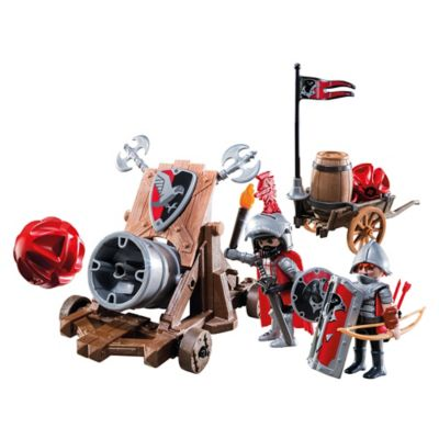 Playmobil® Hawk Knights Battle Cannon