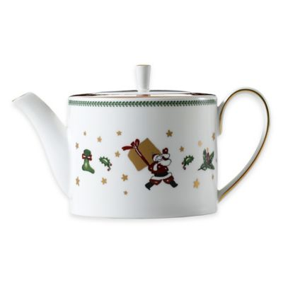 P by Prouna My Noel Teapot